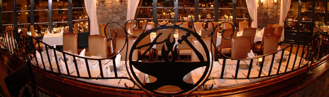 décor-restaurant-LaForge-steakhouse-groupe